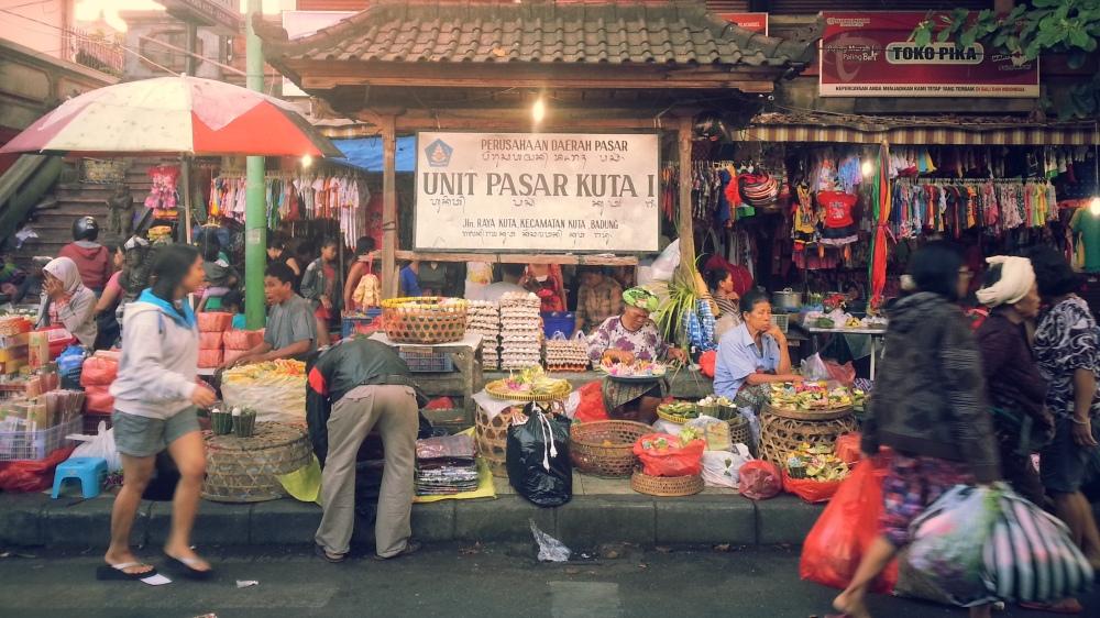 Pasar Kuta